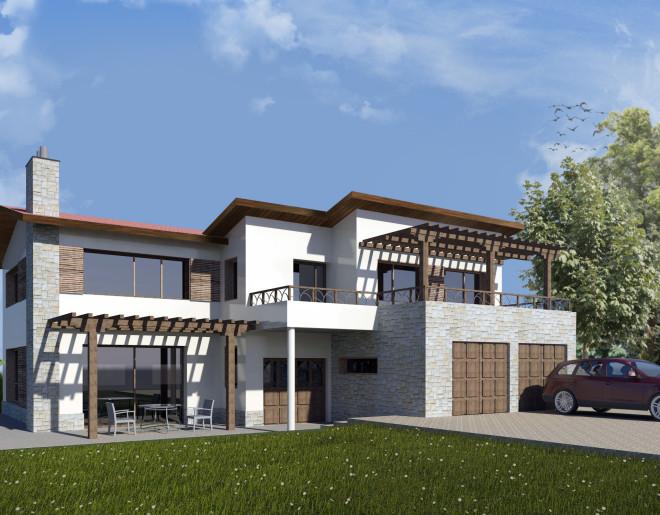Къща Драгалевци 1 – София